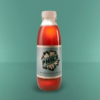 Phil's Bio-Früchte Tee mit Kräutern